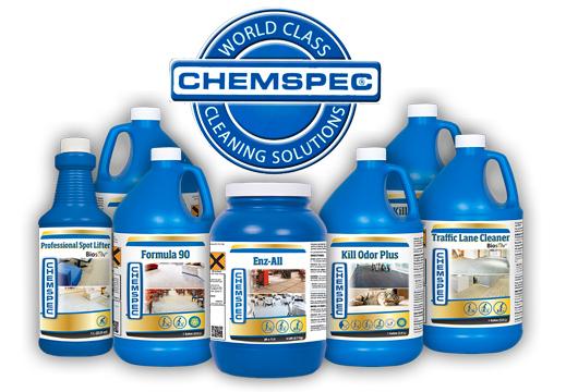 Čisticí chemie CHEMSPEC