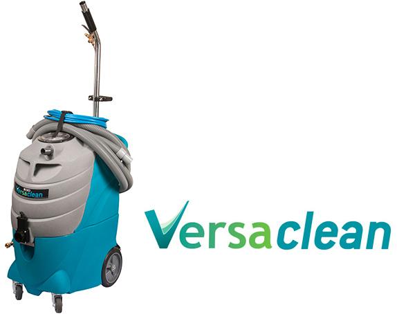 VersaClean 500H - nejúčinnější extraktor na trhu