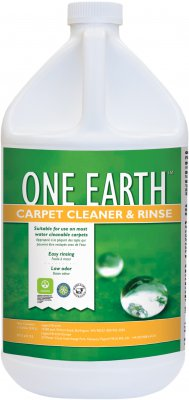 ONE EARTH Carpet Cleaner & Rinse