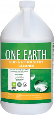 ONE EARTH Rug & Upholstery Cleaner